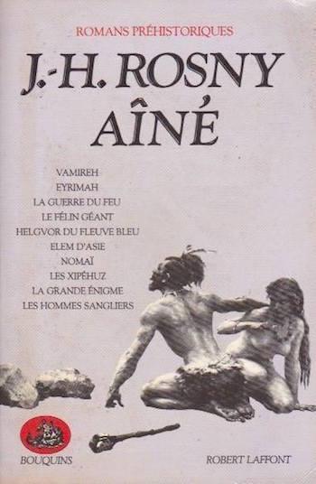 "Mass market paperback collection including ""Les Xipéhuz"" from Robert Laffont (1985)."